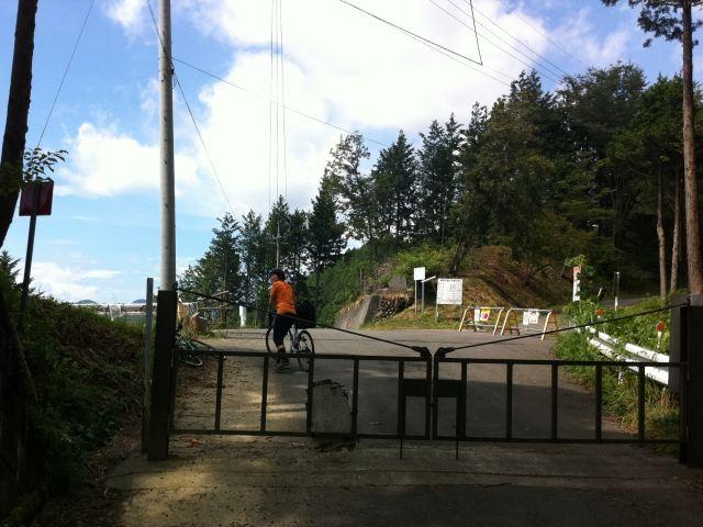 つるつる温泉&梅ノ木峠サイクリング