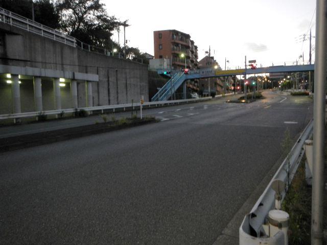 羽田空港早朝サイクリング
