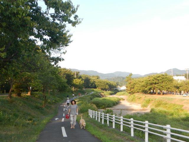 浅川サイクリングロード&高尾山口