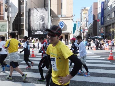 東京マラソン3