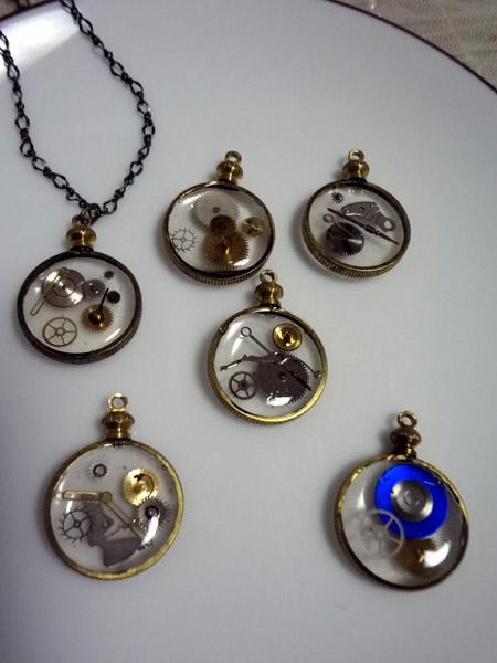 いかれた時計