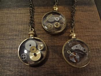 いかれた時計①