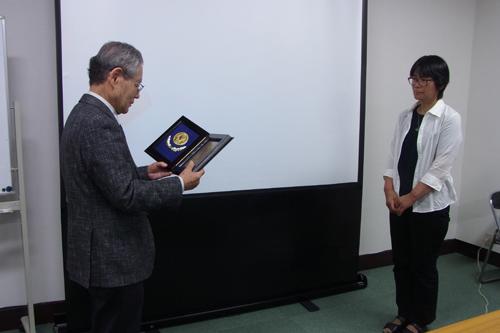 山崎農業賞2
