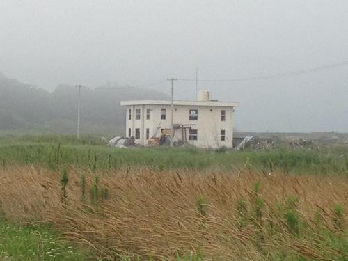 津波被災地-2 8.12.2012
