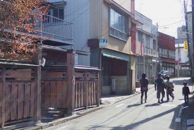 月江寺レトロ商店街