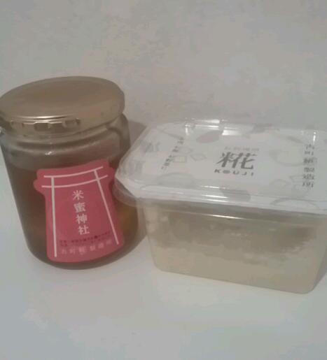 お料理用糀と米蜜神社
