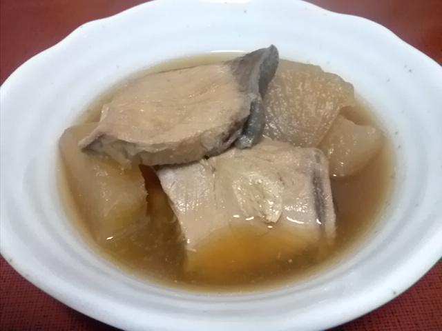 富山の郷土料理 ブリ大根