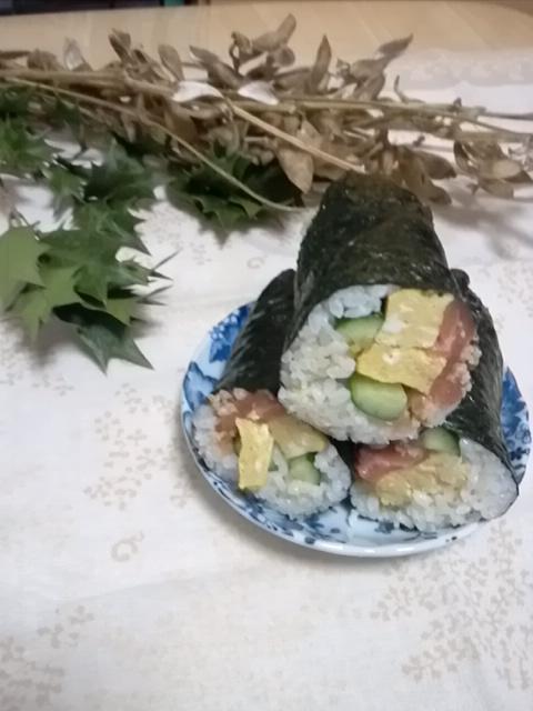 恵方巻2013