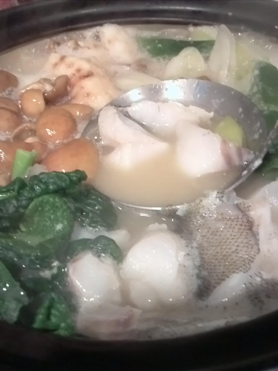 真鱈の塩糀粕味噌 鍋23~25