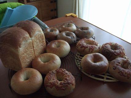 いっぱいパン