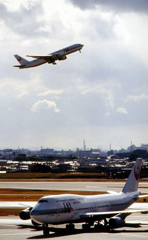 19940130伊丹空港638-1