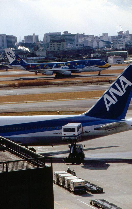 19940130伊丹空港643-1