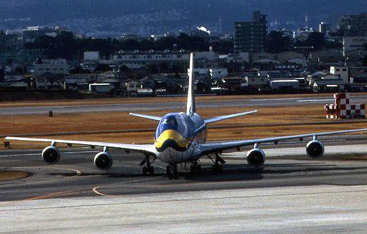 19940130伊丹空港645-1