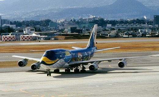 19940130伊丹空港646-1