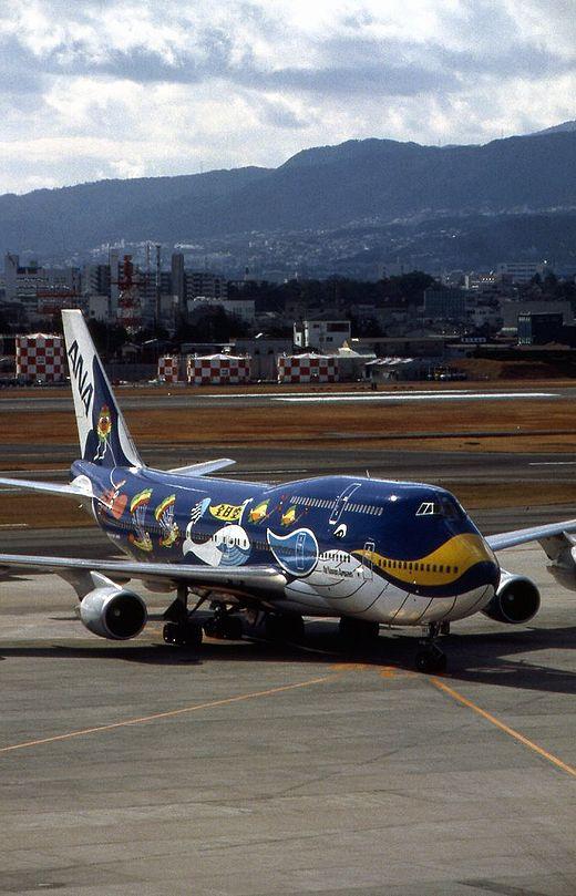 19940130伊丹空港647-1