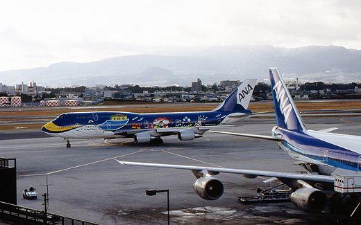 19940130伊丹空港652-1
