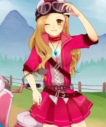 マーリン衣装とヘルメット