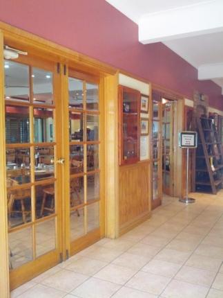 入った喫茶店