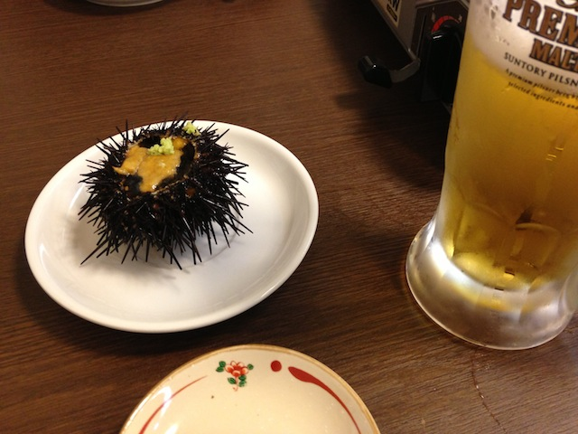 青森の海鮮を活かした実に美味しい料理でした。