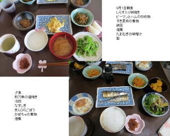 食事9-1