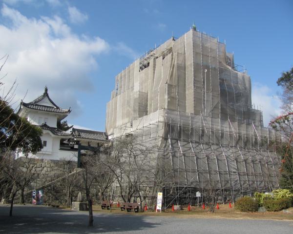 伊賀上野城4
