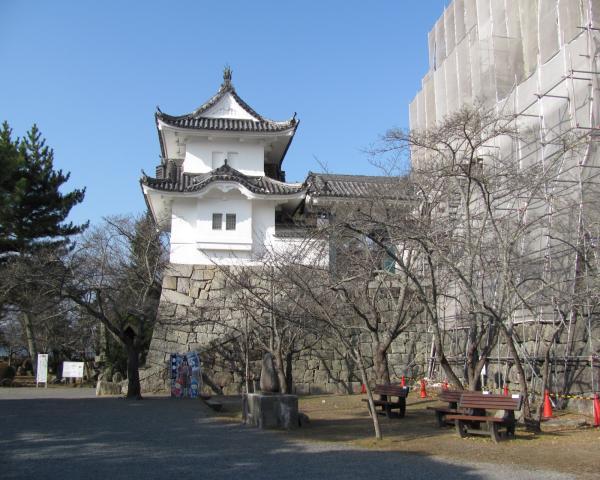 伊賀上野城3