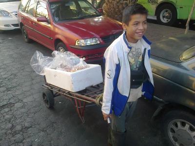 Niño de Mercado