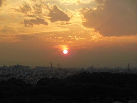 夕陽10月30日C
