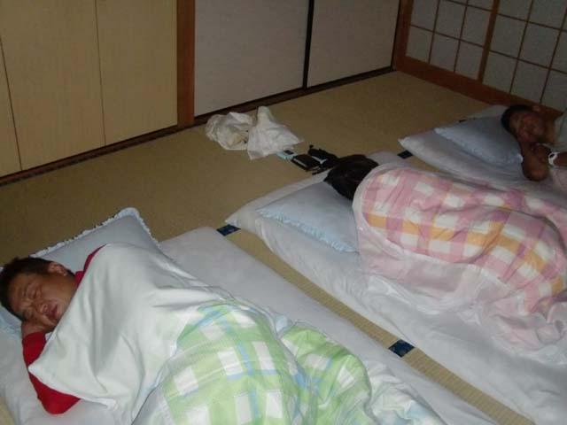 20120923_朝_yasubeeさんとあらかぶさん