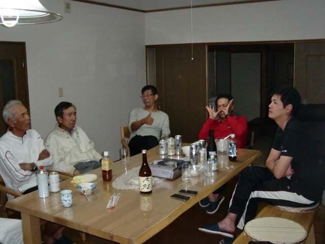 20120922_Kさん邸_夕食1