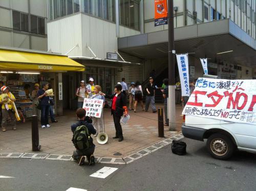 大宮駅東口ロータリー交番横_convert_20120708224504