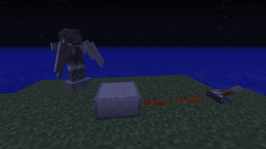 weeping angels mod-7