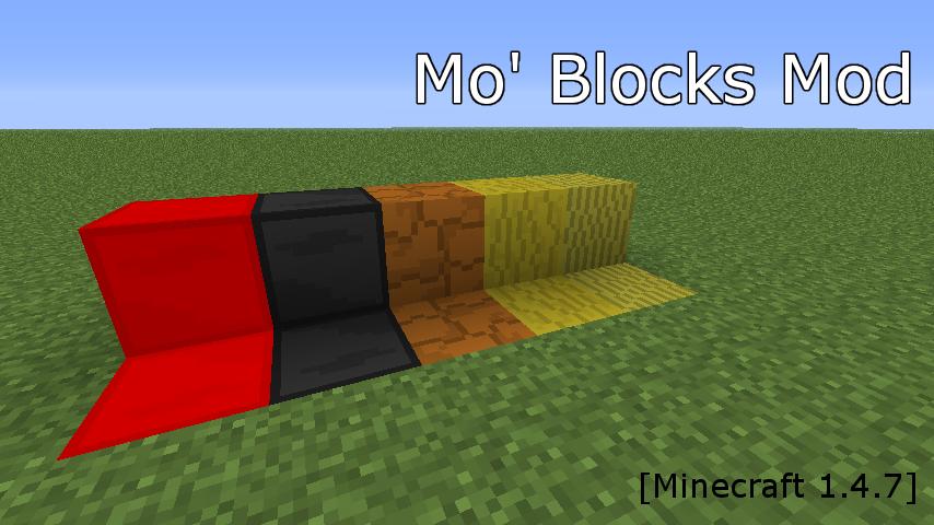 Mo Blocks Mod-1