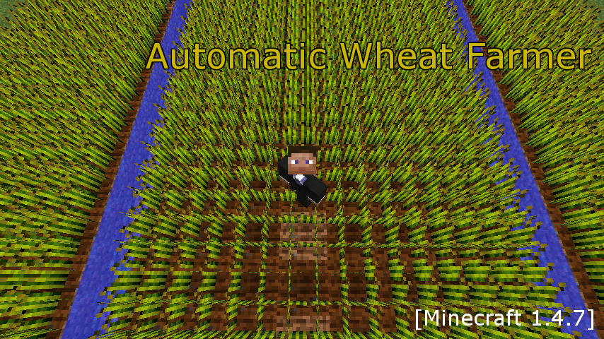 Automatic Wheat Farmer-1