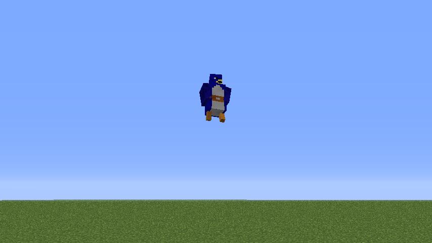 爆発ペンギンプリニーMOD-3