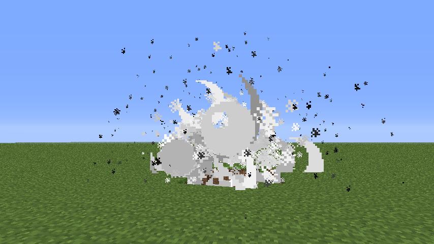 爆発ペンギンプリニーMOD-4