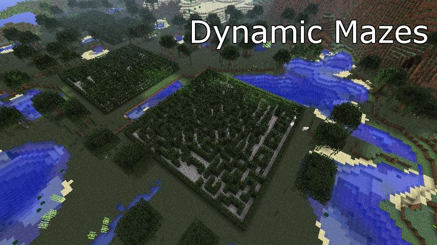 Dynamic Mazes-1