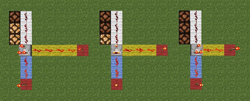 Redstone Comparator-17