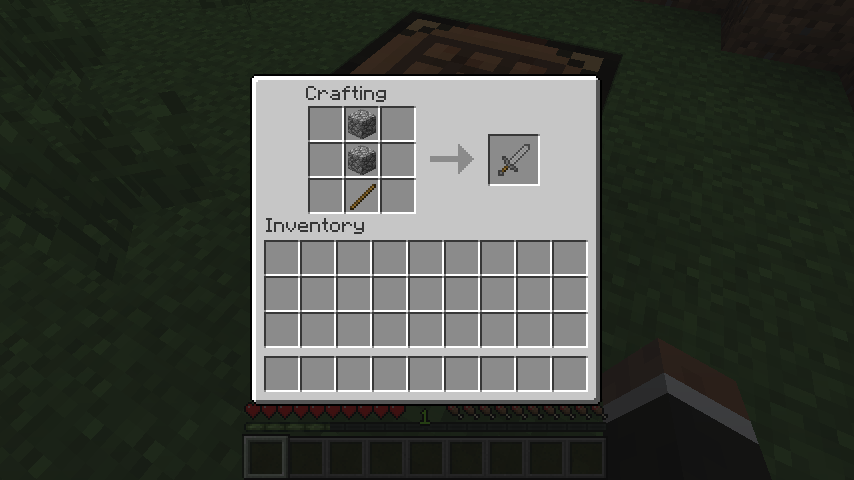 Leveled Crafting Mod-4