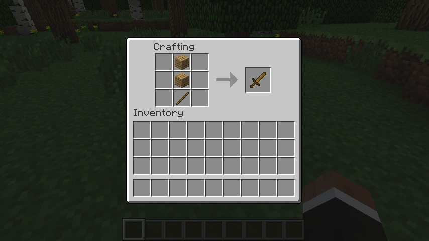 Leveled Crafting Mod-2