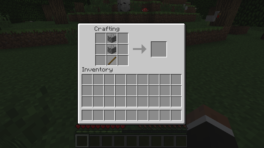 Leveled Crafting Mod-3