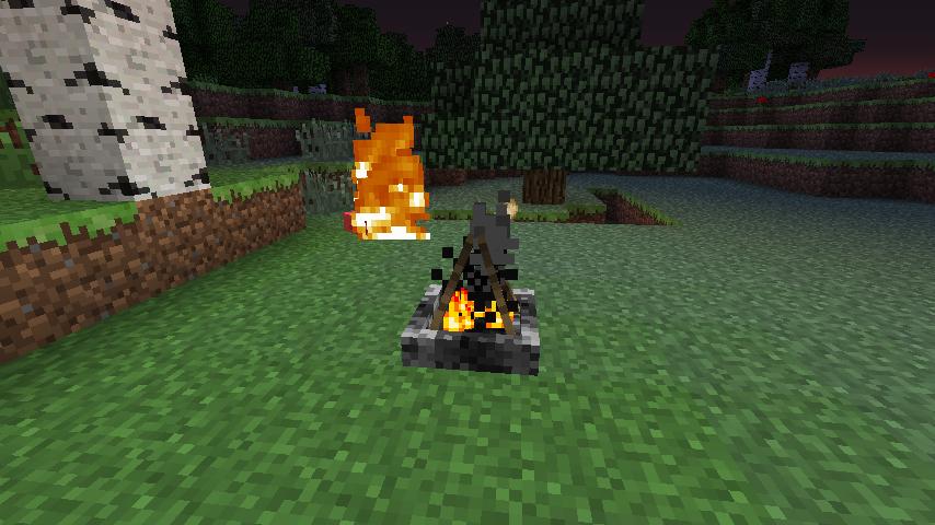 Campfire Mod-10