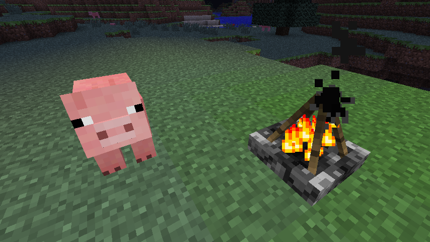 Campfire Mod-7