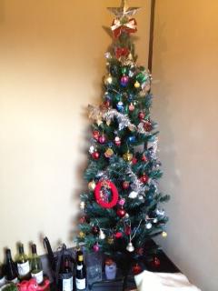 2012年 12月クリスマスツリー3