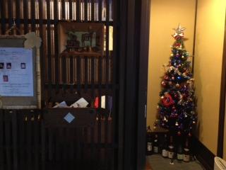 2012年 12月クリスマスツリー4