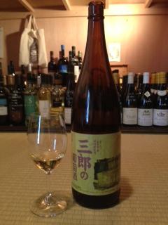 2012年 12月 三郎の酒 1800ml