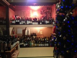 2012年 12月 店内クリスマスツリー