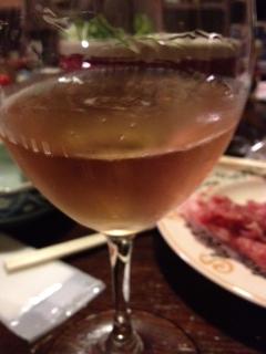2012年 12月うさぎ ヴァングリ スパークリング グラス