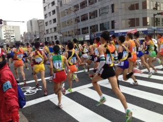2012年 12月23日 高校生駅伝3