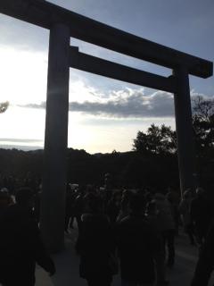2013年 伊勢神宮1